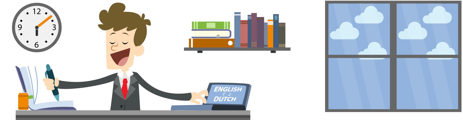 English to Dutch translation services