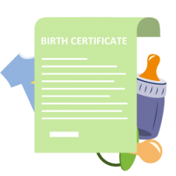 how to get a certified translation of a birth certificate