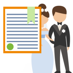 Translation of marriage certificates