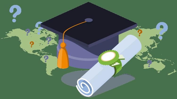 translate diploma to English UK
