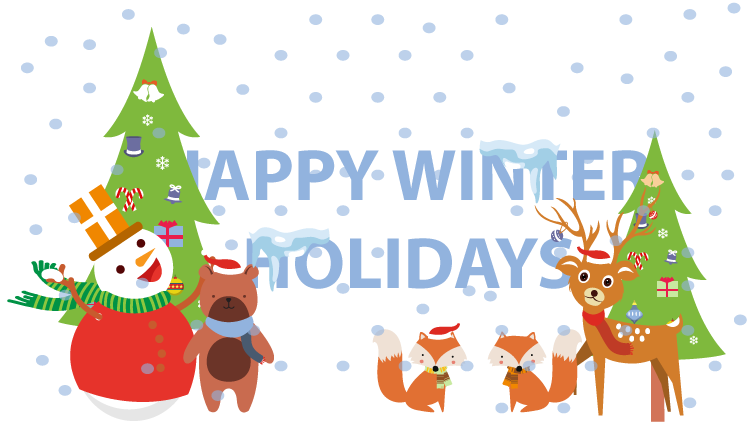 happy winter holidays DutchTrans