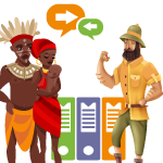 Afrikaans relates European language