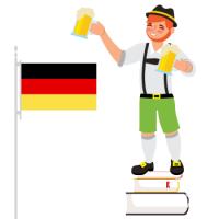 german english translation