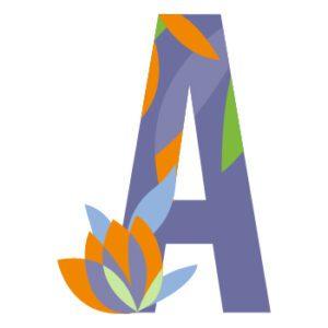 alphabet text