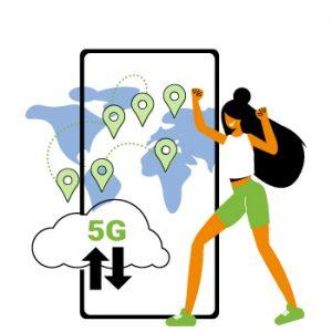 evolution internet services