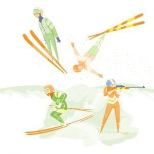 olympics language